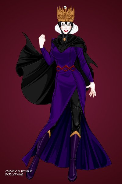 The Evil Queen ~ Powers: Disguise, and alchemy #Heroineso