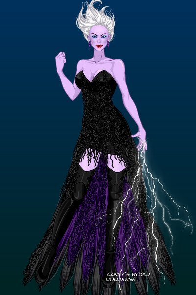 Male Storm Costume