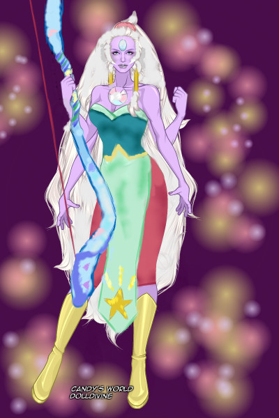 A Giant Woman... ~ #StevenUniverse #Opal #Fusion #Xgirl #Re