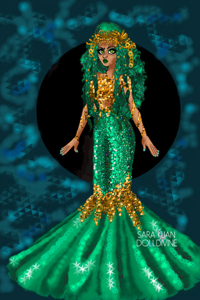 Urban DDNtM - Mythic - Mermaid ~ SO GLAD I got mermaid - Reupload with a