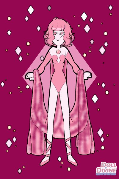 Pink Diamond S Pearl By Tothemoon