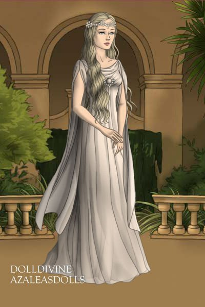 Galadriel in Rivendell ~