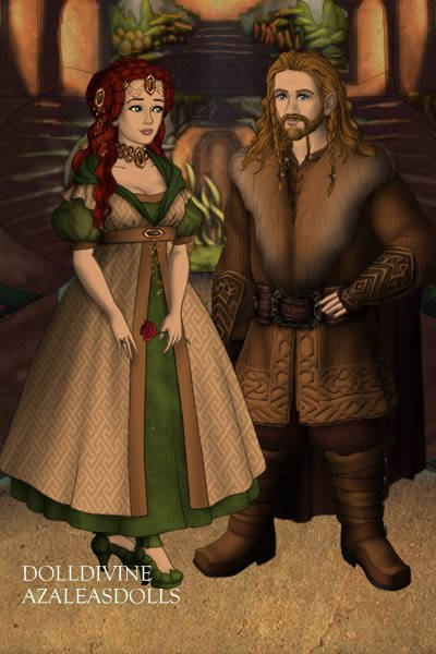 Prince Fili and Lady Ketili ~