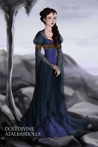 Morgana Pendragon Bbc Merlin By Katla