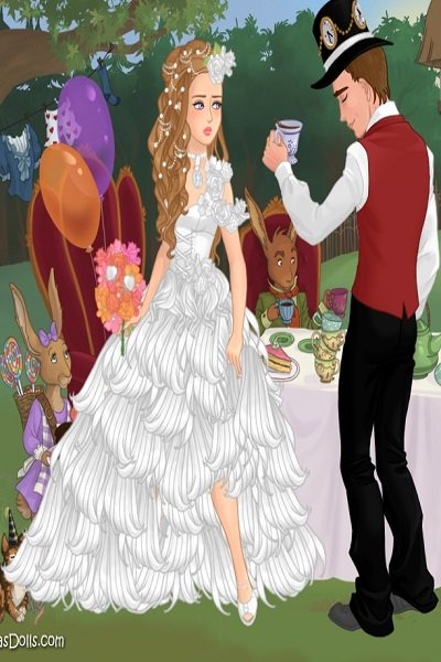 I do! not ~ #Wedding #Alice