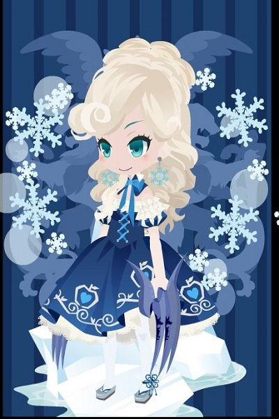 Ice Witch ~