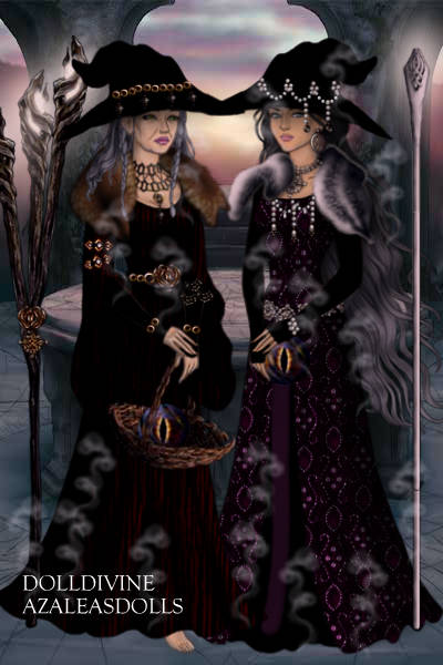 Witches ~ of old and new ~