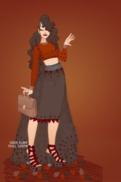 Almost Time For Sweaters ~ For QueenGrinia's  ~Autumn contest~