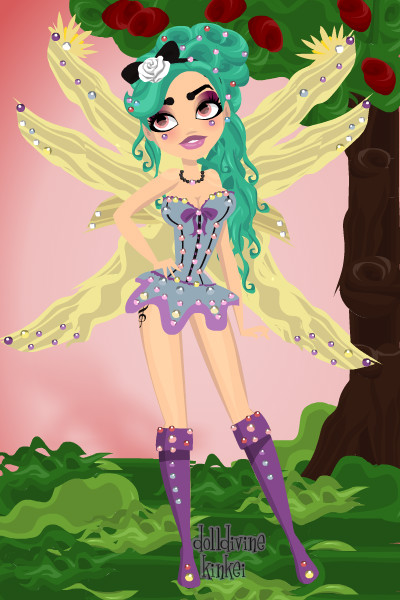Very Fairy ~ This is for @saphiX Winged Beings contes