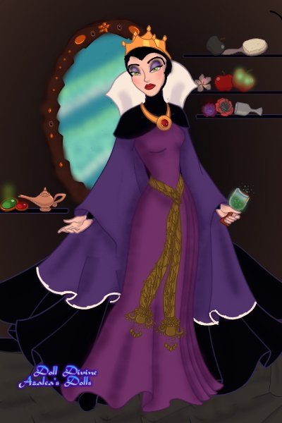 Evil Queen ~ Bring me her Heart #Disney #Villains #Sn