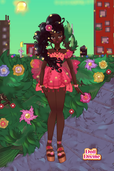 DDNTM -  Genevieve O\'Connor - Flower ~ Finallly coming into round 1 is Miss O'C
