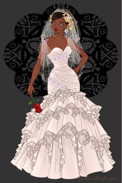 If i was a bride ~ Hello all. its been a good min, just doi