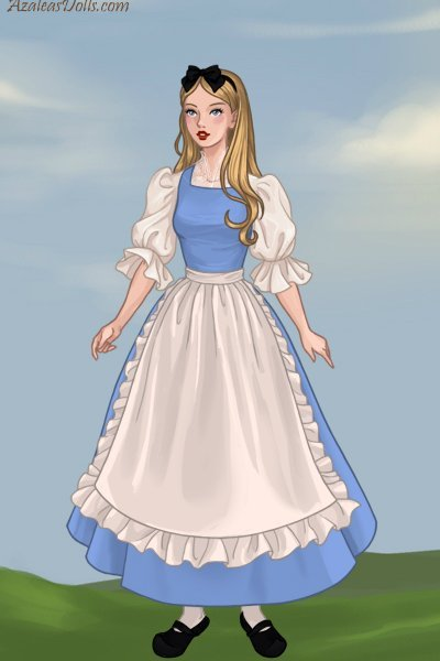 Alice - French Folklore ~ Trying out the new French Folklore maker