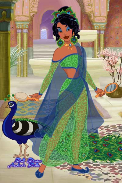 The Seven Deadly Djinn: Pride! ~ pride = peacocks XD thats all i have to