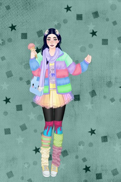Lyra\'s Style ~ In another life, she'd love to have a no