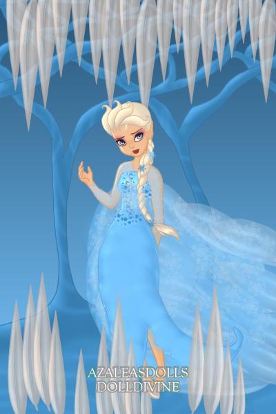 Snow Queen Elsa Doll Snow Queen Elsa by