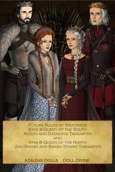 game of thrones aegon targaryen casting