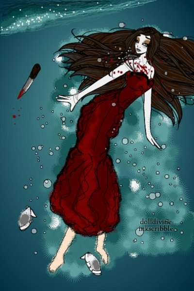 Crimson and Blue Seal Her Death ~