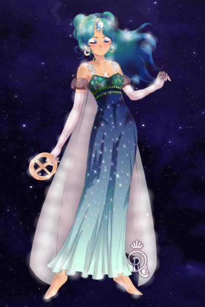 The Planets: Earth ~ Hope she looks just as serene and beauti