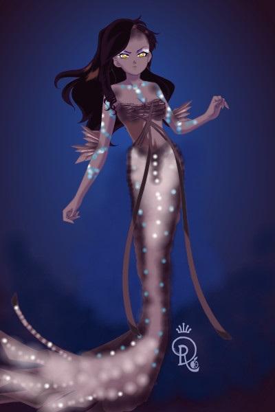 Deep Sea Mermaid ~ by Chic_Geek
