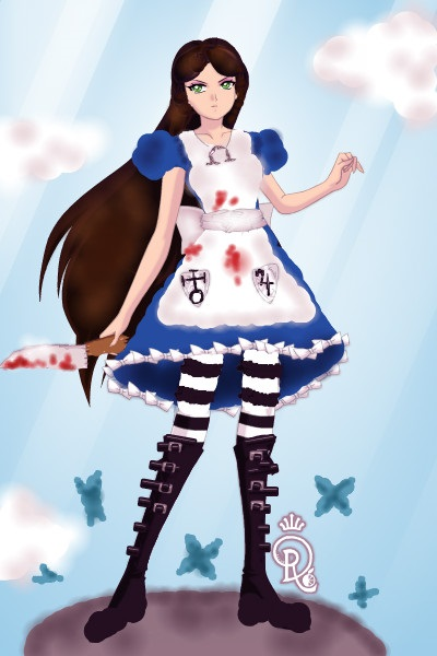 Alice: Madness Returns ~ Just re-played and completed this game.