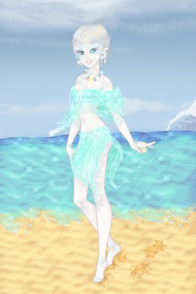 Valerian ~ Pearl Princess ~ UGH. So I was planning to add the giant