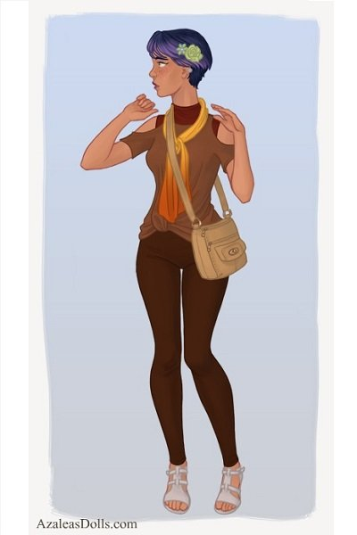 Casual Asa - Travel Outfit ~ So I've mentioned this before, but Asa i
