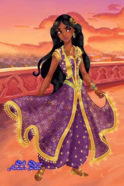 \All I Know Is I Won\'t Go Speechless!\ ~ The scene containing Princess Jasmine's