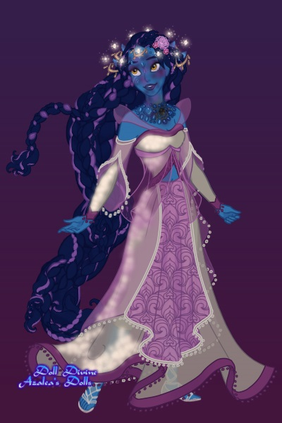\Lady of Stars\ ~ W.I.P. ~ As of yet unfinished (I have many such s