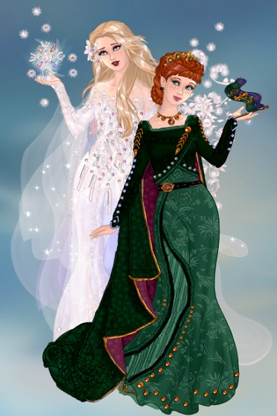 A Bridge Has Two Sides ~ <p>I still wish that Elsa and Anna had t