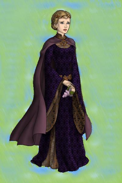 Eowyn Funeral Dress By Zamizazi