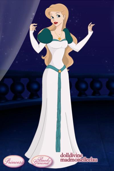 Odette From The Swan Princess By Zamizazi